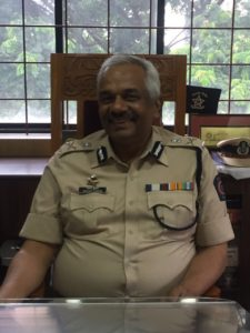 Additional Director General of police State CID Mr Sanjay Kumar Yadav