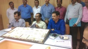Dcp crime Mr P R Patil's team from Crime Branch unit 1, nabbed Goldsmith Mofizul Wahab Sheikh from Raviwar Peth