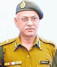 Jharkhand Director General of Police D K Pandey